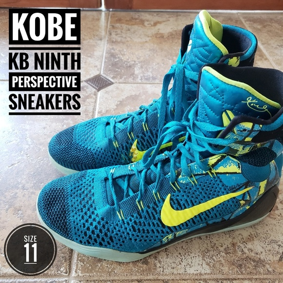 Nike KB Ninth Other - NIKE KOBE KB NINTH PERSPECTIVE SNEAKERS  SIZE 11